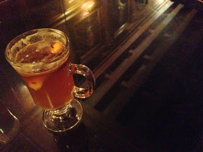Hot Buttered Rum at the Tabard Inn, Washington DC