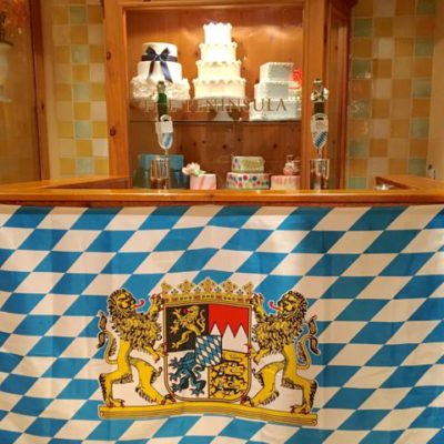Oktoberfest at Pierrot Gourmet, Peninsula Chicago